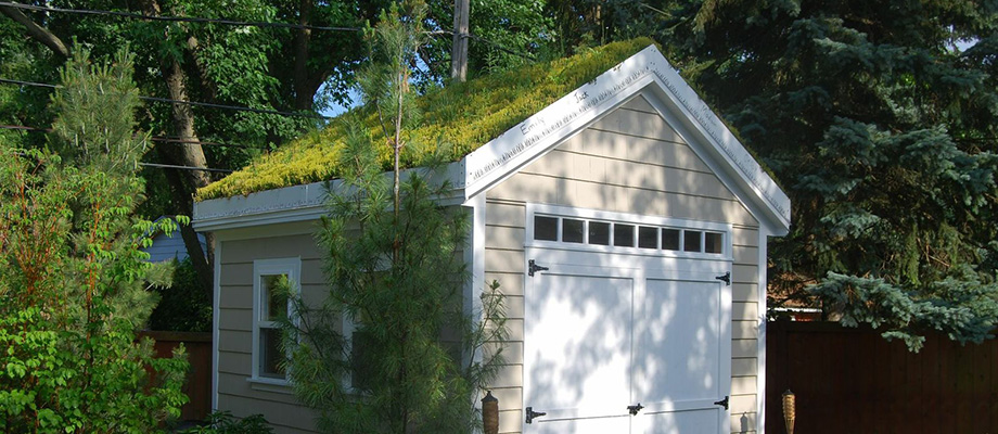 Green Roof Solutions custom sustainable architecture designs using environmentally friendly products